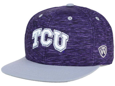 Texas Christian Horned Frogs Top of the World NCAA Energy 2Tone Snapback Cap