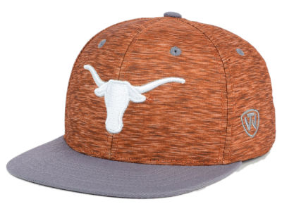 Texas Longhorns Top of the World NCAA Energy 2Tone Snapback Cap
