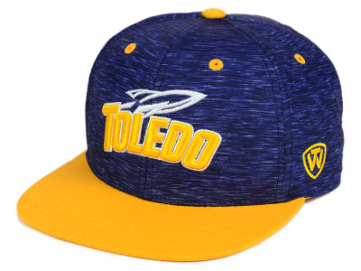Toledo Rockets Top of the World NCAA Energy 2Tone Snapback Cap