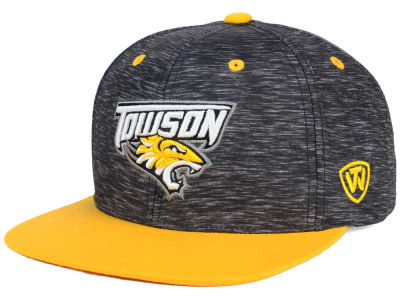 Towson University Tigers Top of the World NCAA Energy 2Tone Snapback Cap