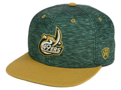 Charlotte 49ers Top of the World NCAA Energy 2Tone Snapback Cap