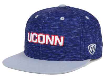 Connecticut Huskies Top of the World NCAA Energy 2Tone Snapback Cap