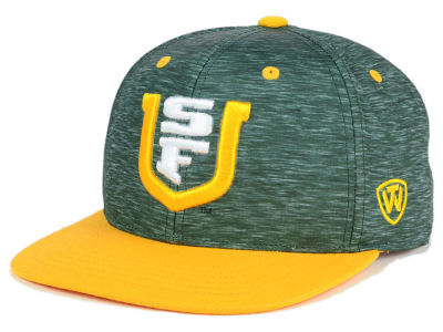 University of San Francisco Dons Top of the World NCAA Energy 2Tone Snapback Cap