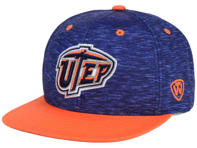 UTEP Miners Top of the World NCAA Energy 2Tone Snapback Cap