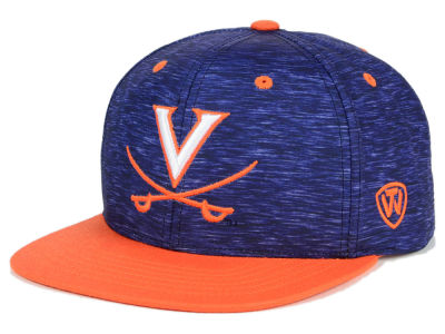 Virginia Cavaliers Top of the World NCAA Energy 2Tone Snapback Cap