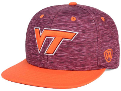 Virginia Tech Hokies Top of the World NCAA Energy 2Tone Snapback Cap