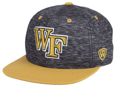 Wake Forest Demon Deacons Top of the World NCAA Energy 2Tone Snapback Cap