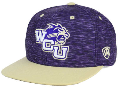 Western Carolina Catamounts Top of the World NCAA Energy 2Tone Snapback Cap