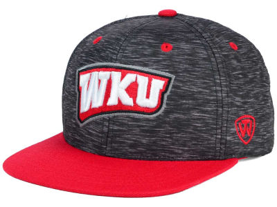 Western Kentucky Hilltoppers Top of the World NCAA Energy 2Tone Snapback Cap