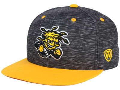 Wichita State Shockers Top of the World NCAA Energy 2Tone Snapback Cap