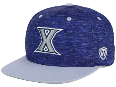 Xavier Musketeers Top of the World NCAA Energy 2Tone Snapback Cap