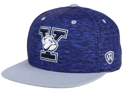Yale Bulldogs Top of the World NCAA Energy 2Tone Snapback Cap