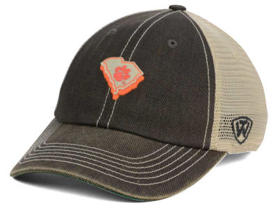 Clemson Tigers Top of the World NCAA United Flex Cap
