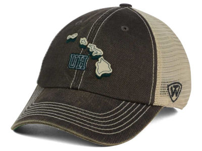 Hawaii Warriors Top of the World NCAA United Flex Cap