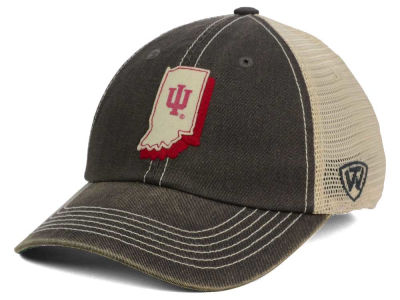 Indiana Hoosiers Top of the World NCAA United Flex Cap