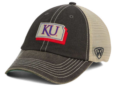 Kansas Jayhawks Top of the World NCAA United Flex Cap