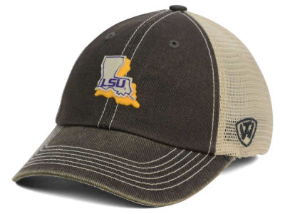 LSU Tigers Top of the World NCAA United Flex Cap
