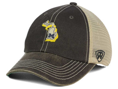 Michigan Wolverines Top of the World NCAA United Flex Cap