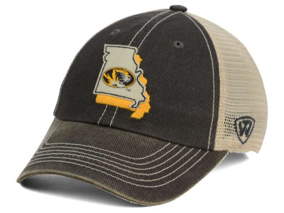 Missouri Tigers Top of the World NCAA United Flex Cap