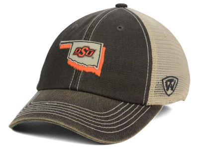 Oklahoma State Cowboys Top of the World NCAA United Flex Cap