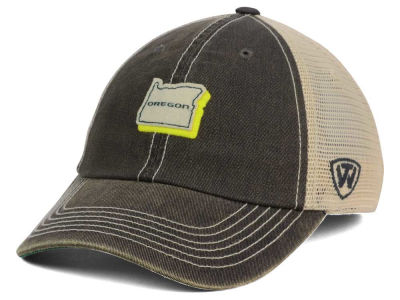 Oregon Ducks Top of the World NCAA United Flex Cap