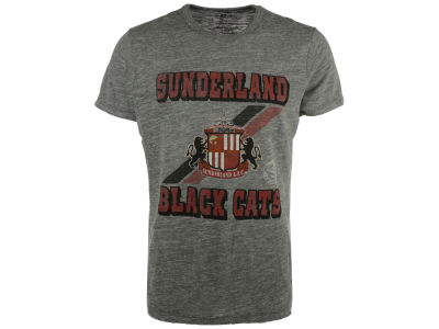 Sunderland AFC '47 Club Team Men's Crest Tri-State T-Shirt