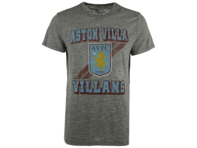 Aston Villa FC '47 Club Team Men's Crest Tri-State T-Shirt