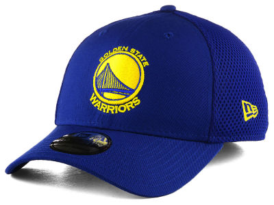 Golden State Warriors New Era NBA Mega Team Neo 39THIRTY Cap