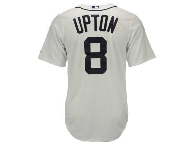 Detroit Tigers Justin Upton MLB Men's Player Replica CB Jersey