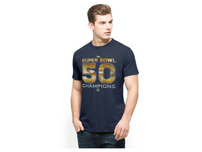 Denver Broncos '47 NFL Super Bowl 50 Scrum Champ T-Shirt