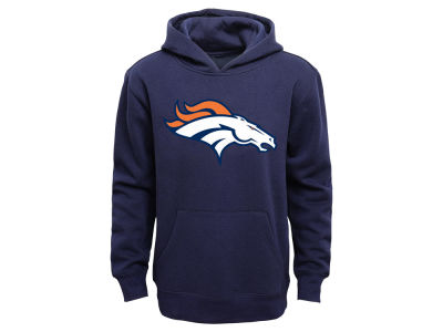 Denver Broncos NFL Youth Primary Logo Hoodie