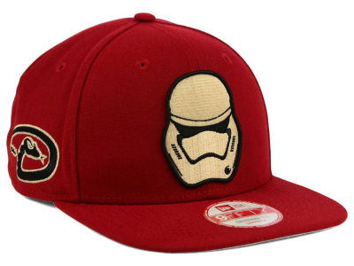 Arizona Diamondbacks New Era MLB Pintrooper 2 9FIFTY Snapback Cap