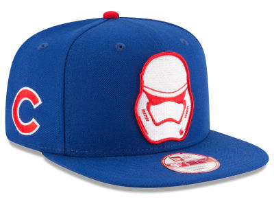Chicago Cubs New Era MLB Pintrooper 2 9FIFTY Snapback Cap
