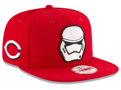 Cincinnati Reds New Era MLB Pintrooper 2 9FIFTY Snapback Cap