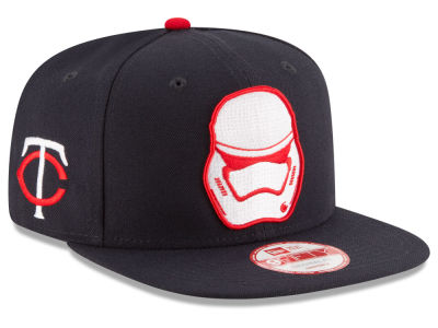 Minnesota Twins New Era MLB Pintrooper 2 9FIFTY Snapback Cap