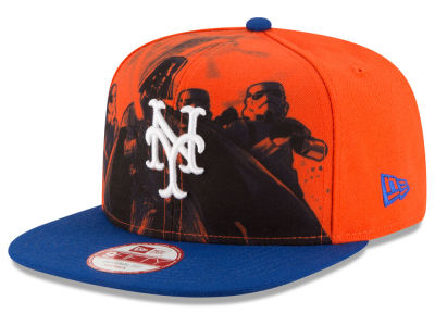 New York Mets New Era MLB Shadow Front 9FIFTY Snapback Cap