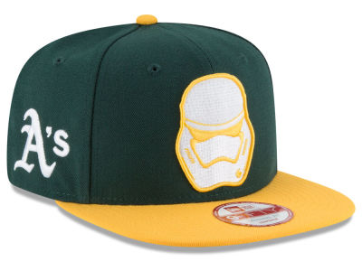 Oakland Athletics New Era MLB Pintrooper 2 9FIFTY Snapback Cap