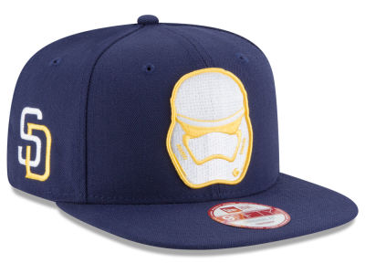 San Diego Padres New Era MLB Pintrooper 2 9FIFTY Snapback Cap