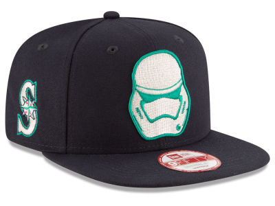 Seattle Mariners New Era MLB Pintrooper 2 9FIFTY Snapback Cap