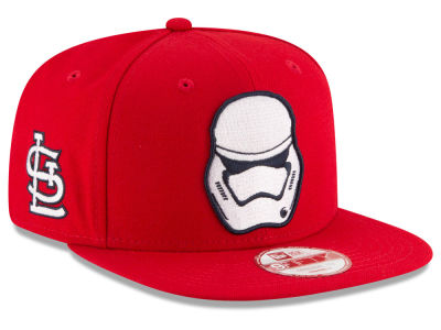St. Louis Cardinals New Era MLB Pintrooper 2 9FIFTY Snapback Cap
