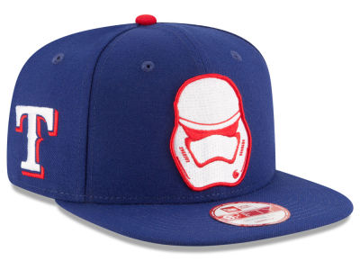 Texas Rangers New Era MLB Pintrooper 2 9FIFTY Snapback Cap