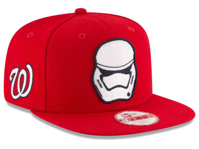 Washington Nationals New Era MLB Pintrooper 2 9FIFTY Snapback Cap