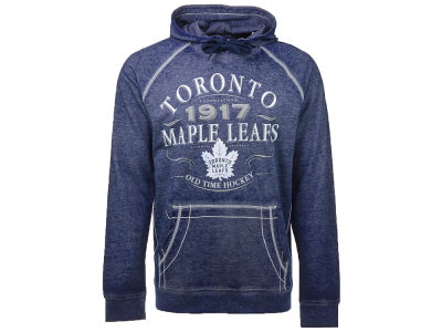 Toronto Maple Leafs NHL Men's Emblem Hoodie
