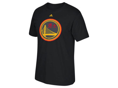 Golden State Warriors adidas NBA Men's Chinese New Year T-shirt 2016