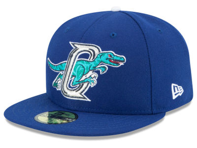 Ogden Raptors New Era MiLB AC 59FIFTY Cap