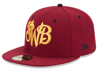 Scranton Wilkes-Barre RailRiders New Era MiLB AC 59FIFTY Cap