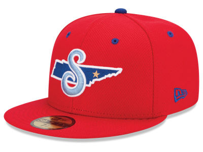 Tennessee Smokies New Era MiLB AC 59FIFTY Cap