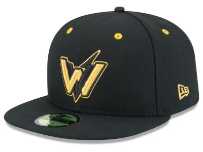West Virginia Power New Era MiLB AC 59FIFTY Cap