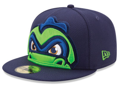 Vermont Lake Monsters New Era MiLB AC 59FIFTY Cap