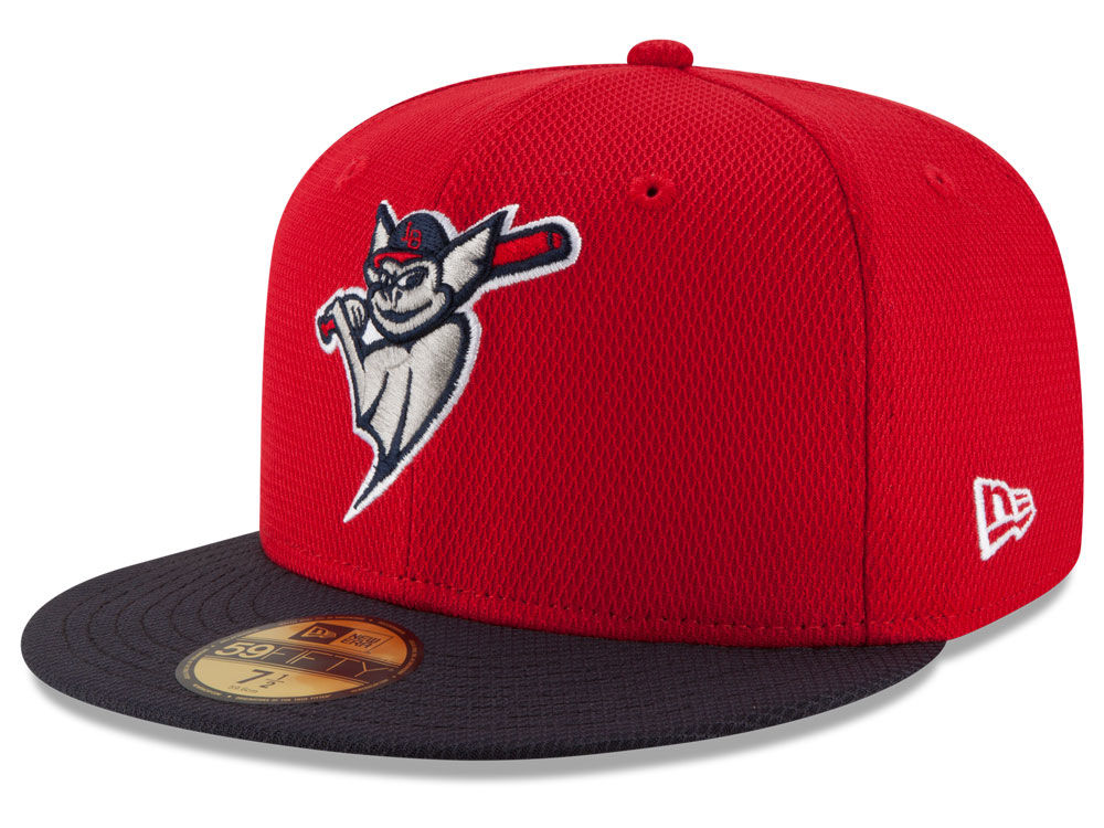 fdc45f077f0 Louisville Bats New Era MiLB AC 59FIFTY Cap